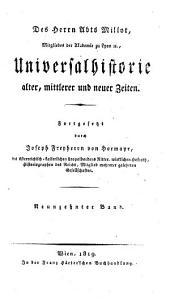 Allgemeine Geschichte alter, mittlerer und neuerer Zeiten: Band 3