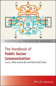 The Handbook of Public Sector Communication Book