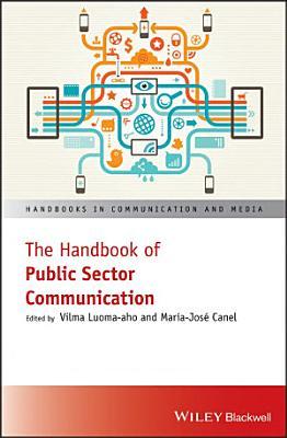 The Handbook of Public Sector Communication PDF