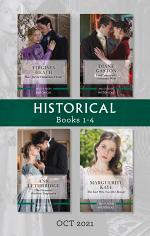 Historical Box Set Oct 2021/How Not to Chaperone a Lady/Lord Grantwell's Christmas Wish/The Viscount's Reckless Temptation/The Earl