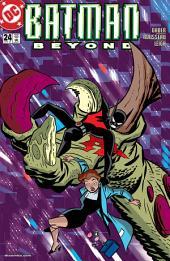 Batman Beyond (1999-) #24
