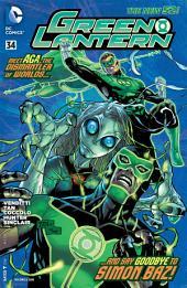 Green Lantern (2012-) #34