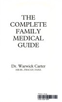 The Complete Family Medical Guide