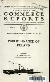 Public finance of Poland