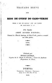 Tratado breve dos Rios de Guiné do Cabo-Verde: desde o Rio do Sanagá até aos baixos de Sant' Anna