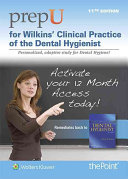 Prepu for Wilkins  Clinical Practice of the Dental Hygienist PDF