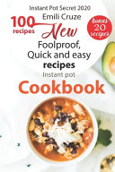 New Foolproof Quick Easy Recipes Book PDF