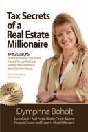 Tax Secrets of a Real Estate Millionaires PDF