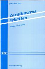 Zarathustras Schatten PDF