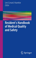 Resident   s Handbook of Medical Quality and Safety PDF