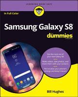 Samsung Galaxy S8 For Dummies PDF