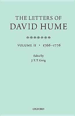 The Letters of David Hume
