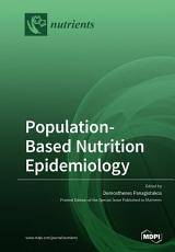 Population Based Nutrition Epidemiology PDF