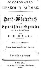 Diccionario español y aleman
