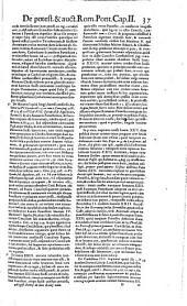 Augustini Barbosae ... Juris ecclesiastici universi libri tres