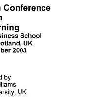 ECEL2003 Proceedings of the 2nd European Conference on eLearning   2003 PDF