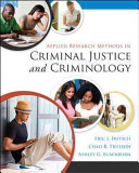 Applied Research Methods In Criminal Justice And Criminology Book PDF