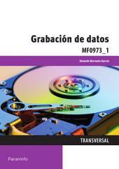 MF0973_1 - Grabación de datos