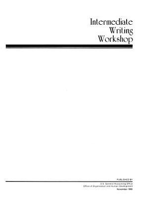 Intermediate Writing Workshop PDF