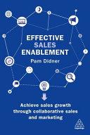 Effective Sales Enablement