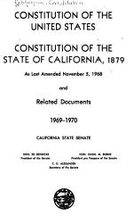 Constitution Of The United States Book PDF