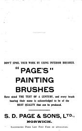 Paint & Colour Mixing: A Practical Handbook for Painters, Decorators and All who Have to Mix Coulours, Containing 72 Samples of Paint of Various Colours, Including the Principal Graining Grounds, and Upwards of 400 Different Colour Mixtures, with Hints on Colour and Paint Mixing Generally, Testing Colours, Recipes for Special Paints, Etc., Etc