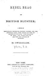 Rebel Brag And British Bluster Book PDF