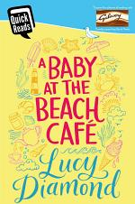 A Baby at the Beach Cafe