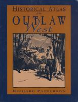 Historical Atlas of the Outlaw West PDF