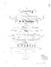 Traité de l'accompagnement de la partition sur le piano ou l'orgue