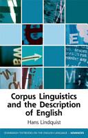 Corpus Linguistics and the Description ofEnglish PDF
