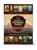 59 Illustrated National Parks