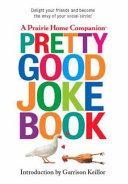 Pretty Good Joke Book PDF