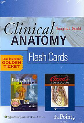 Clinical Anatomy Flash Cards