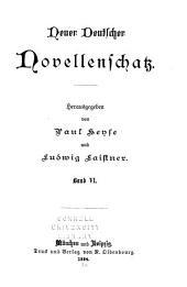 Neuer deutscher novellenschatz: Bd. Die Prairie am Jacinto, von Karl Postl. Der Gerhab, von August Silberstein