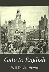 Gate to English: Book I-[II], Book 2