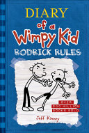 Rodrick Rules  Diary of a Wimpy Kid  2  Book
