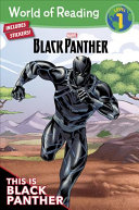 World of Reading  Black Panther  This is Black Panther  Level 1