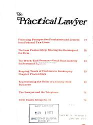 The practical lawyer PDF