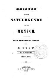 Brieven over de natuurkunde van den Mensch: Volume 1