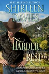 Harder than the Rest: MacLarens of Fire Mountain Historical Western Romance