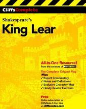 CliffsComplete King Lear