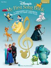 Disney's My First Songbook -: Volume 5