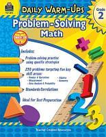 Daily Warm Ups  Problem Solving Math Grade 2 PDF