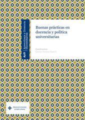 Buenas prácticas en docencia y política universitarias
