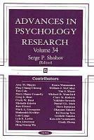 Advances in Psychology Research PDF