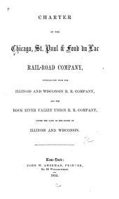 Chicago, St. Paul & Fond Du Lac R.R.: Pamphlets 1