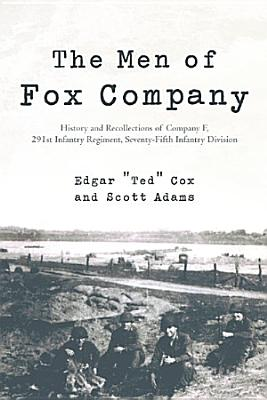 The Men of Fox Company PDF