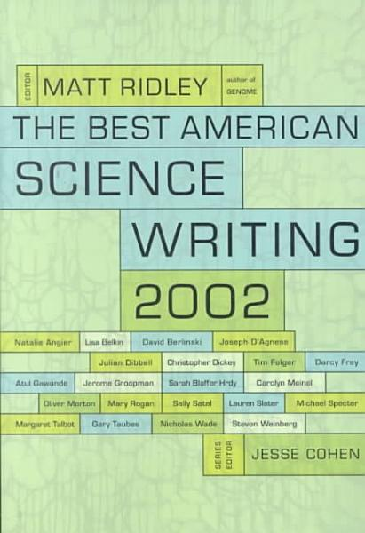 Download The Best American Science Writing 2002 Book