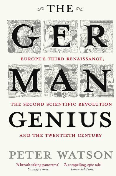 Download The German Genius Book